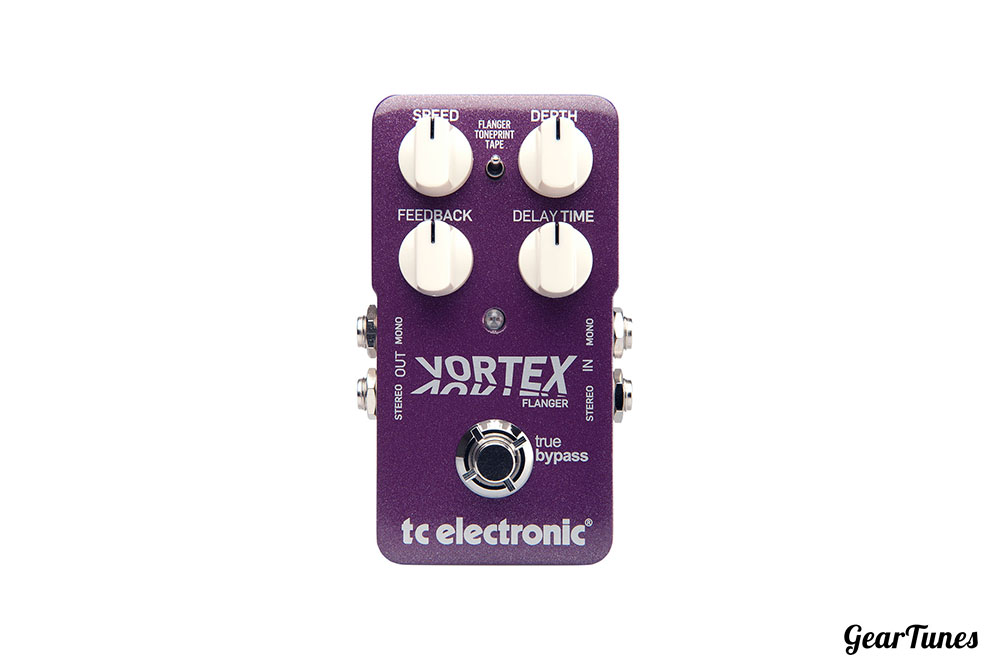 Effects TC Electronic Vortex Mini Flanger