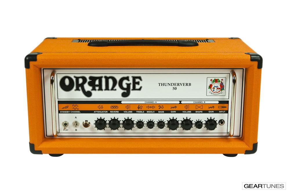 Amps Orange Thunderverb 50H