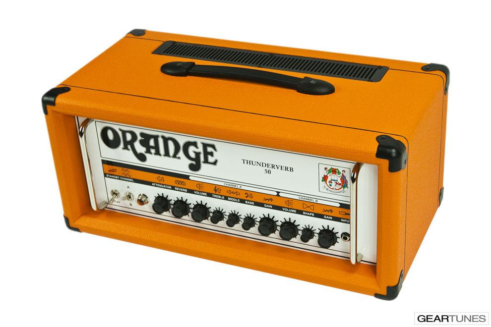 USD Orange Thunderverb 50H 2