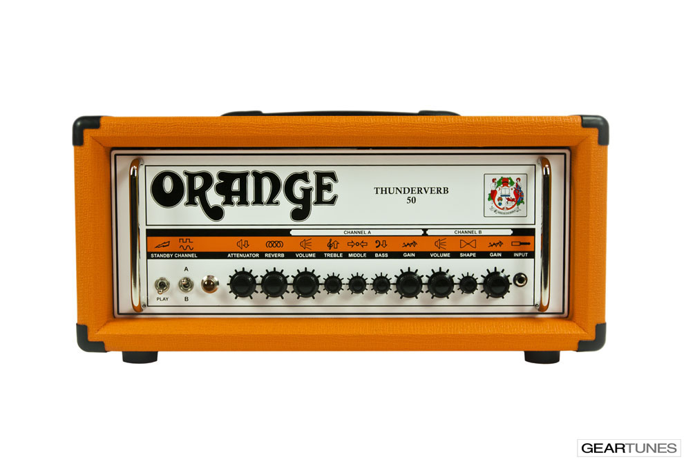USD Orange Thunderverb 50H 5