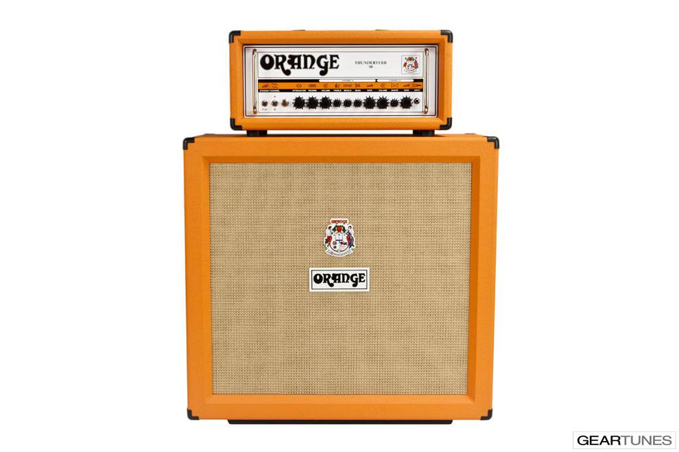 Amps Orange Thunderverb 50H 7