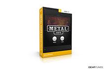 Toontrack Metal Amps EZmix Pack