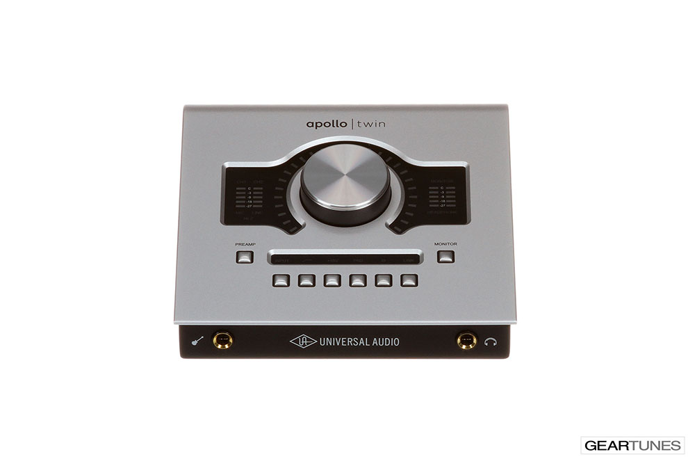 Guitars And Gear Universal Audio Apollo Twin