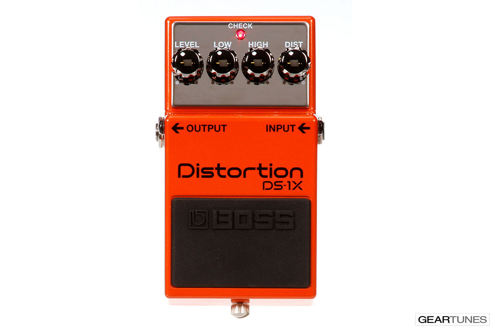 Effects Boss DS-1X 4