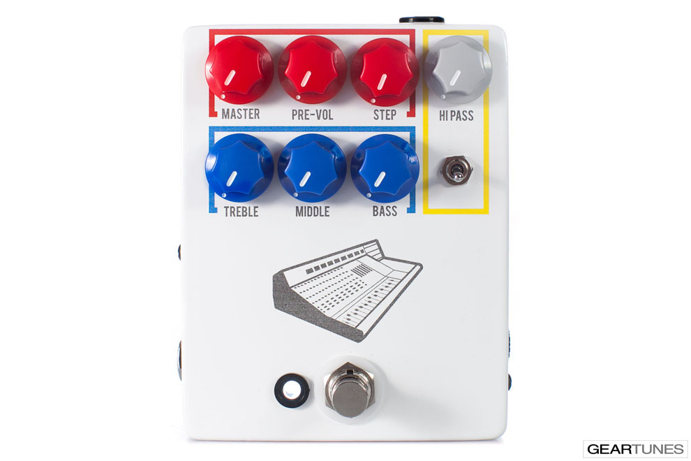 Compression and Sustain JHS Colour Box