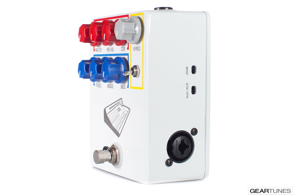 Compression and Sustain JHS Colour Box 2