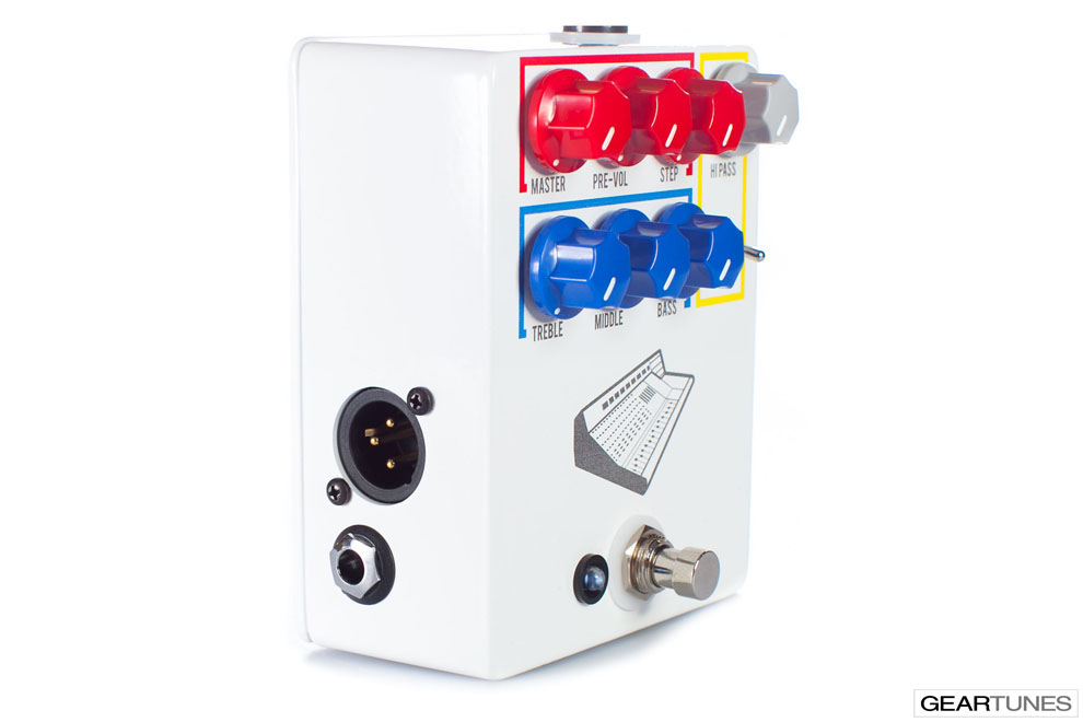 Compression and Sustain JHS Colour Box 3