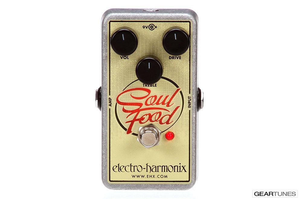 Guitars And Gear Electro-Hamonix Soul Food 4