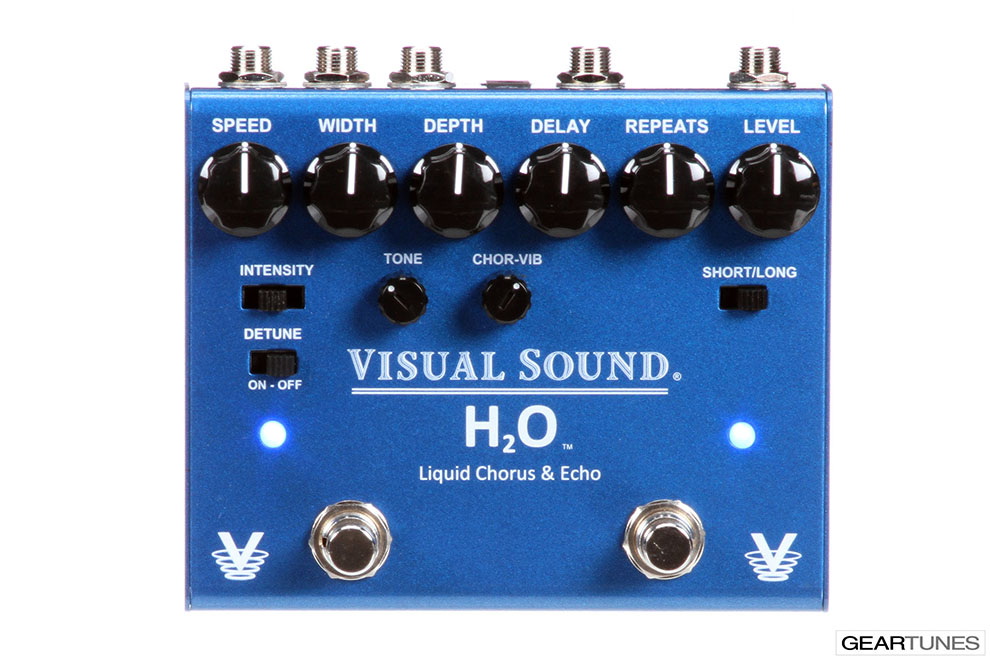 Chorus Visual Sound V3 H20 4