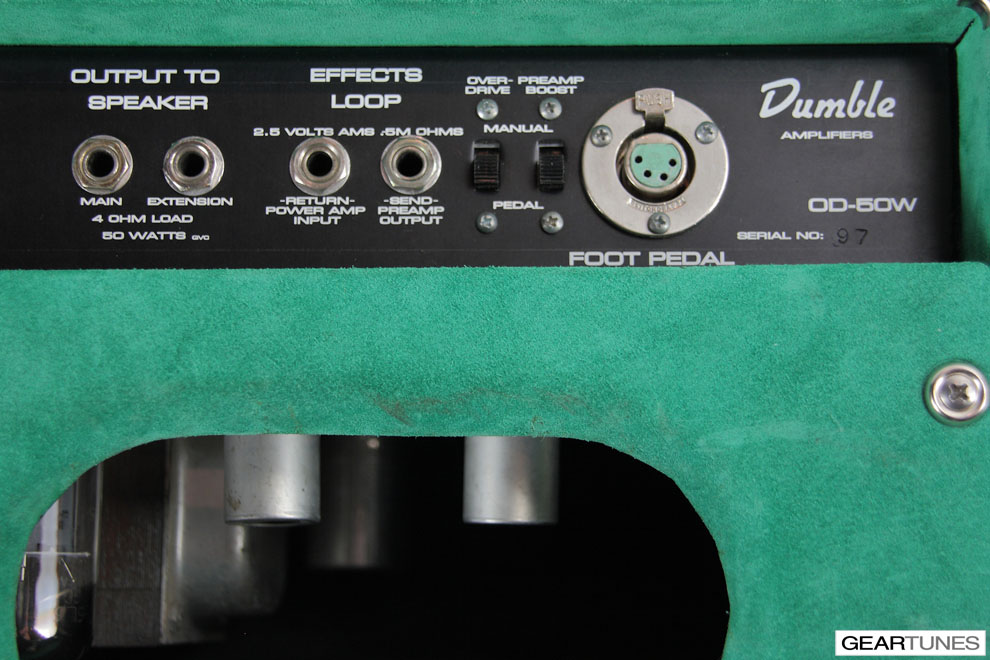 Vertex's Dumble pedal | Page 21 | The Gear Page